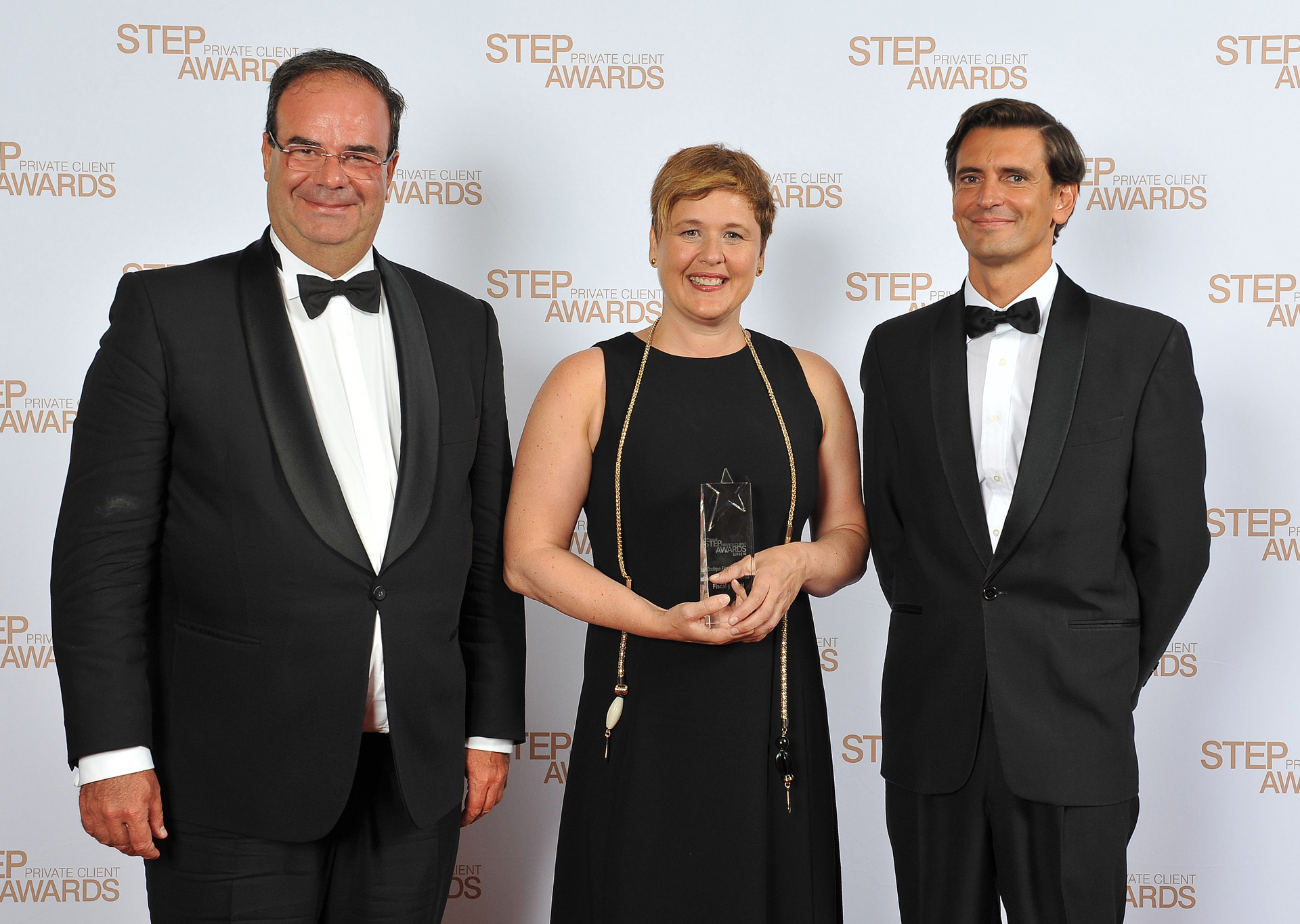 Avantia Asesoramiento Fiscal y Legal consigue el premio 'Boutique Firm' en los STEP Awards 2015