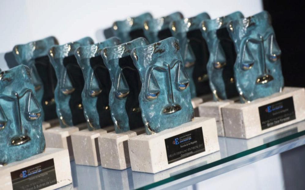 """Avantia Asesoramiento Fiscal y Legal, finalista en los III Premios Expansión Jurídicos en la categoría de """"Mejor boutique legal""""."""